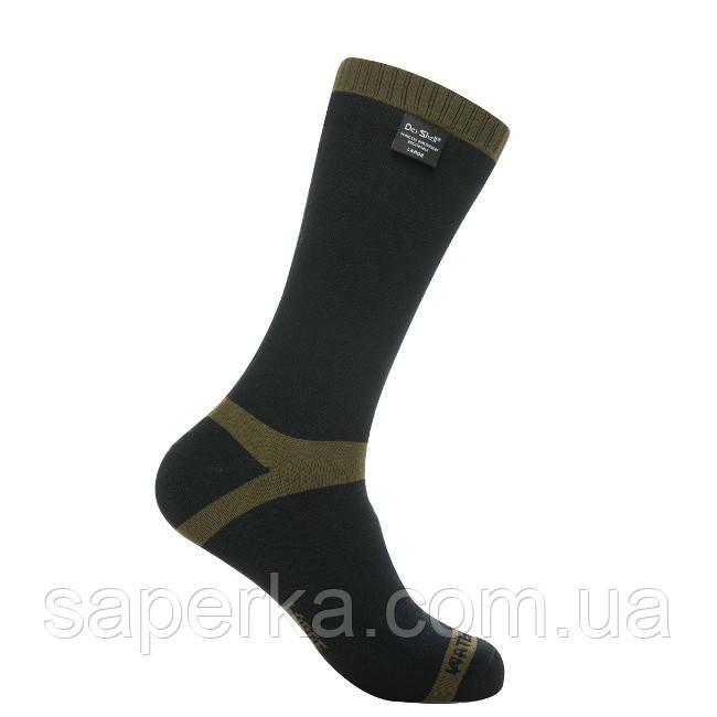 Купить Водонепроницаемые носки Dexshell Trekking Green