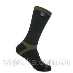 Водонепроникні шкарпетки Dexshell Trekking Green