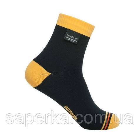 Купить Водонепроницаемые носки Dexshell Ultralite Biking Vivid Yellow, фото 2