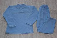 Детские пижамы махра 122-128 см для мальчиков и девочек