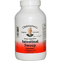 Christopher's Original Formulas, Препарат для очистки желудочно-кишечного тракта, 625 мг, 180 растительных капсул