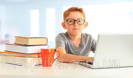 Дитячі комп'ютерні окуляри, фото 2