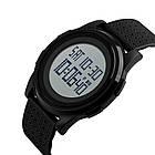 • Оригинал ! Спортивные часы Skmei Black-White1206  Ultra New, фото 3