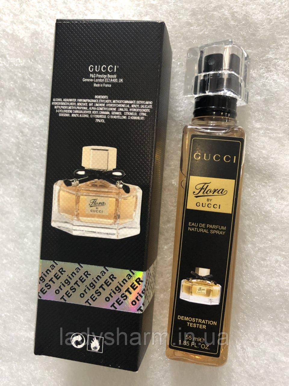 Gucci Flora By Gucci Eau De Parfum тестера 55 мл продажа цена в