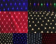 Гірлянда LED сітка 480 лампочок