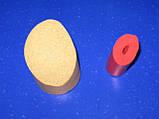 Изготовление силиконовых термостойких изделий по чертежам закащика, фото 3