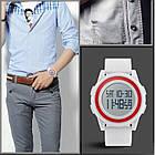 • Оригинал!Спортивные часы Skmei(Скмей) White1206 Ultra New, фото 6