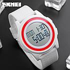 • Оригинал!Спортивные часы Skmei(Скмей) White1206 Ultra New, фото 7