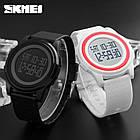 • Оригинал!Спортивные часы Skmei(Скмей) White1206 Ultra New, фото 8