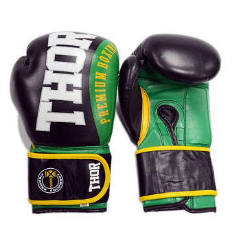 Боксерские перчатки THOR SHARK (Leather)