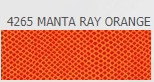 Poli-Flex Image 4265 Manta Ray Orange