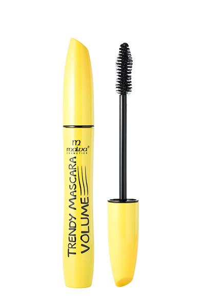 Тушь для ресниц с эффектом объема Malva Cosmetics Trendy Mascara Volume