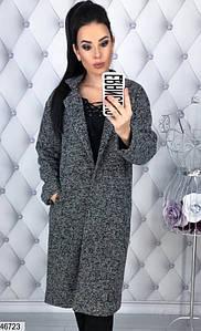 Женское стильное пальто 46721 КТ-3534