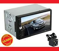 2Din Pioneer 7012 7'Экран Магнитола USB+Bluetoth + Камера заднего вида, фото 1