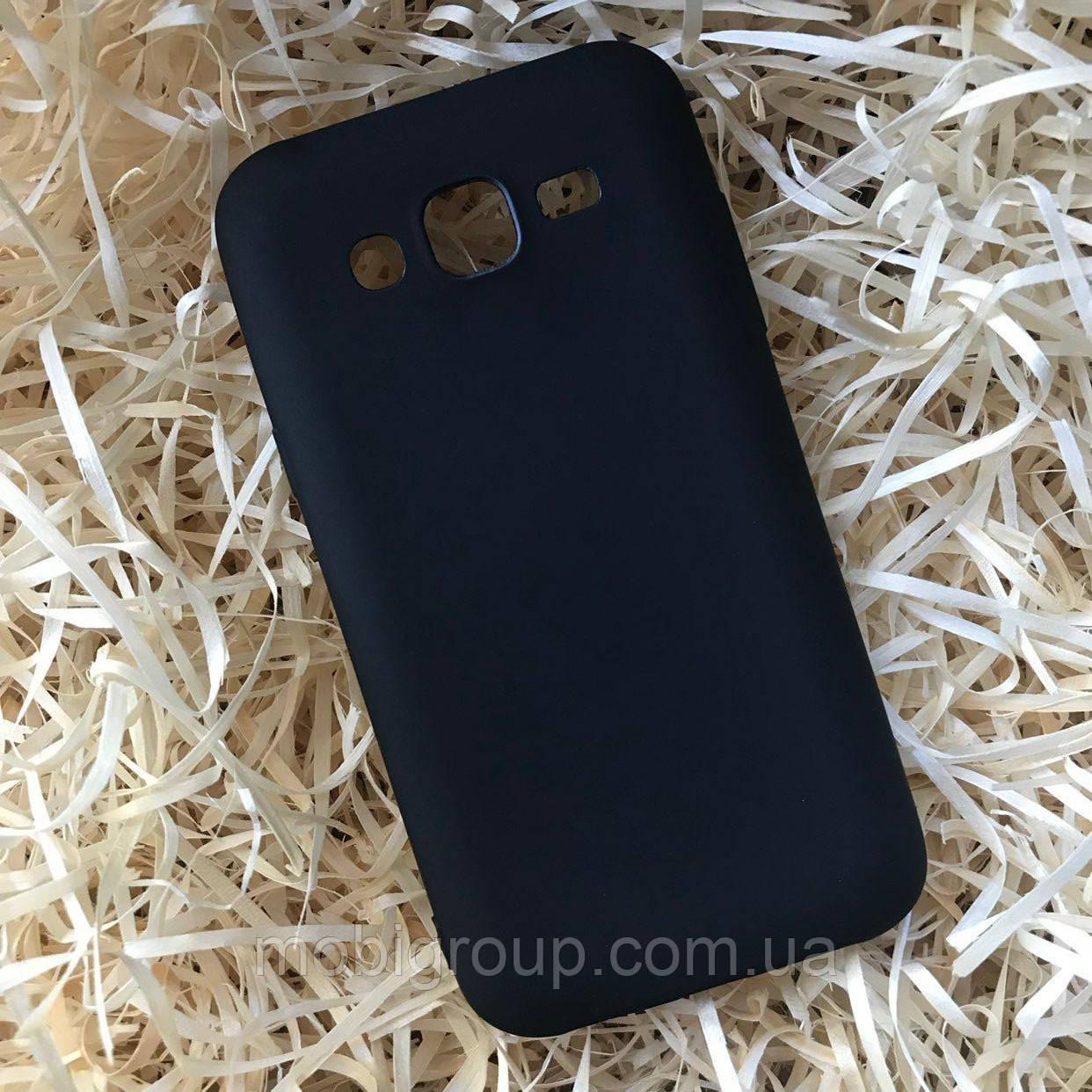 Матовый чехол для Samsung J5 2015 (J500)
