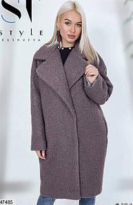 Женское стильное пальто 47485 КТ-3535