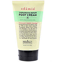 Adamia, Therapeutic Repair Foot Cream with Macadamia Oil, 4 oz (127 g)