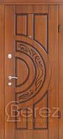 Входная дверь РАССВЕТ патина, Standart, двери Берез