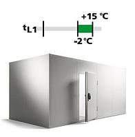 Середньотемпературні холодильні камери з ППУ