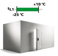 Низькотемпературні холодильні камери з ППУ