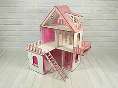 Кукольный домик Солнечная Дача + обои+шторы