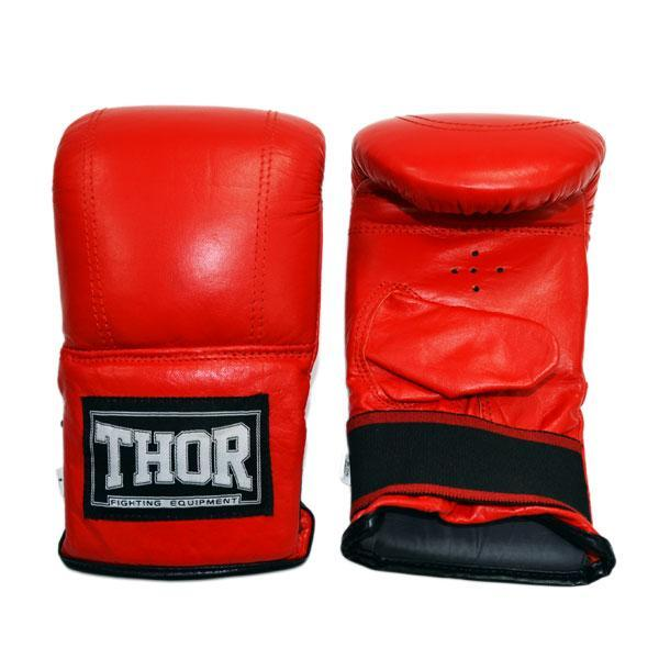 Снарядні рукавички THOR 606 (Leather)