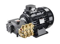Помпа Hawk NMT 1520 + мотор 5,5 кВт
