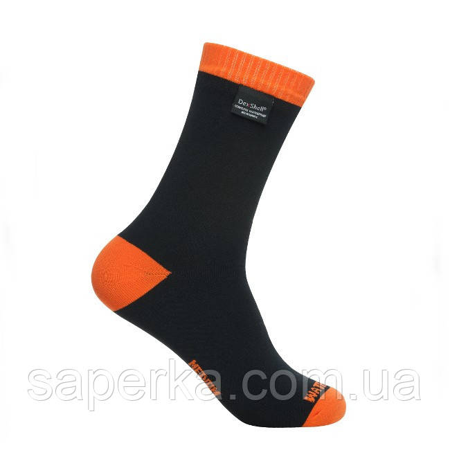 Водонепроникні шкарпетки Dexshell Thermlite Orange M,L