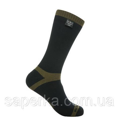 Водонепроницаемые носки Dexshell Trekking Green, фото 2