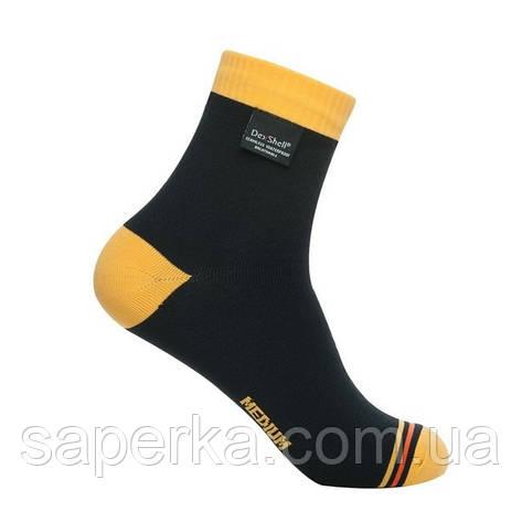 Водонепроницаемые носки Dexshell Ultralite Biking Vivid Yellow, фото 2