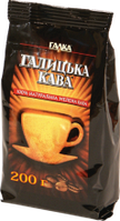 "Кофе молотый Галка ""Галицька кава"" 200г."
