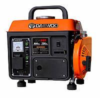 Бензиновый генератор Daewoo  GDA 980 Basic Line (0,75-0,8 кВт)