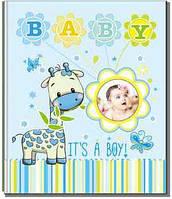 Детский фотоальбом EVG 10X15X200 BKM46200 BABY BLUE, 6368580