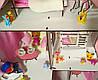 Домик Солнечная дача+обои+мебель+текстиль+шторы+дворик, фото 5