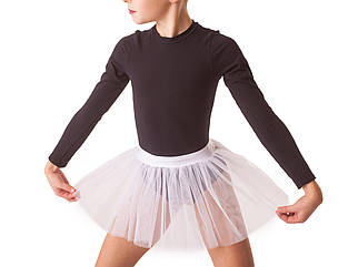Спідниця-пачка дитяча для танців БІЛА