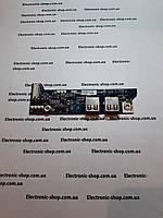 Плата  USB  с кнопками включение  Acer Travel Mate  2490 оригинал б.у