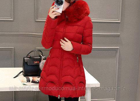Куртка женская AL-8470-10 ЗИМА с 44 по 46 размер (ал)