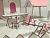 Домик Солнечная дача+обои+мебель+текстиль+шторы+дворик, фото 6