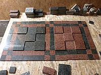 Плитка облицовочная фасадная мозаика