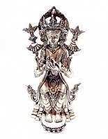 9070034 Статуэтка Будда Амитабха Серебро