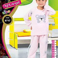 Пижамы детские махра(с 4 до 7 лет)