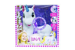 Волшебный единорог  Luna