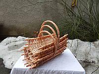 """Подарочная корзина из лозы """"Плотик"""", фото 1"""