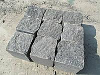 Копия Брусчатка колотая габбро отборная 10х10х5 улучшенная, фото 1