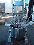 Миксер планетарный Vektor VMF 40 (40 l)дежа 40 литров, фото 3