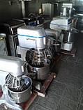 Миксер планетарный Vektor VMF 40 (40 l)дежа 40 литров, фото 5
