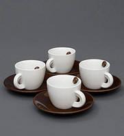 Кофейный набор на 4 персоны Гавайи Кона
