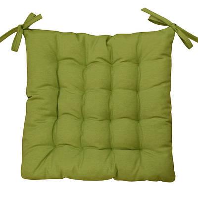 Подушка на стул MODENA зеленая