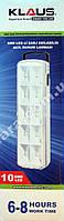 Аккумуляторный аварийный светильник 10 SMD Led, фото 1
