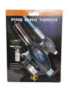 Горелка газовая Flame gun, Fire bird torch WS-503C,товары для похода,электрооборудование для путишествий, фото 2